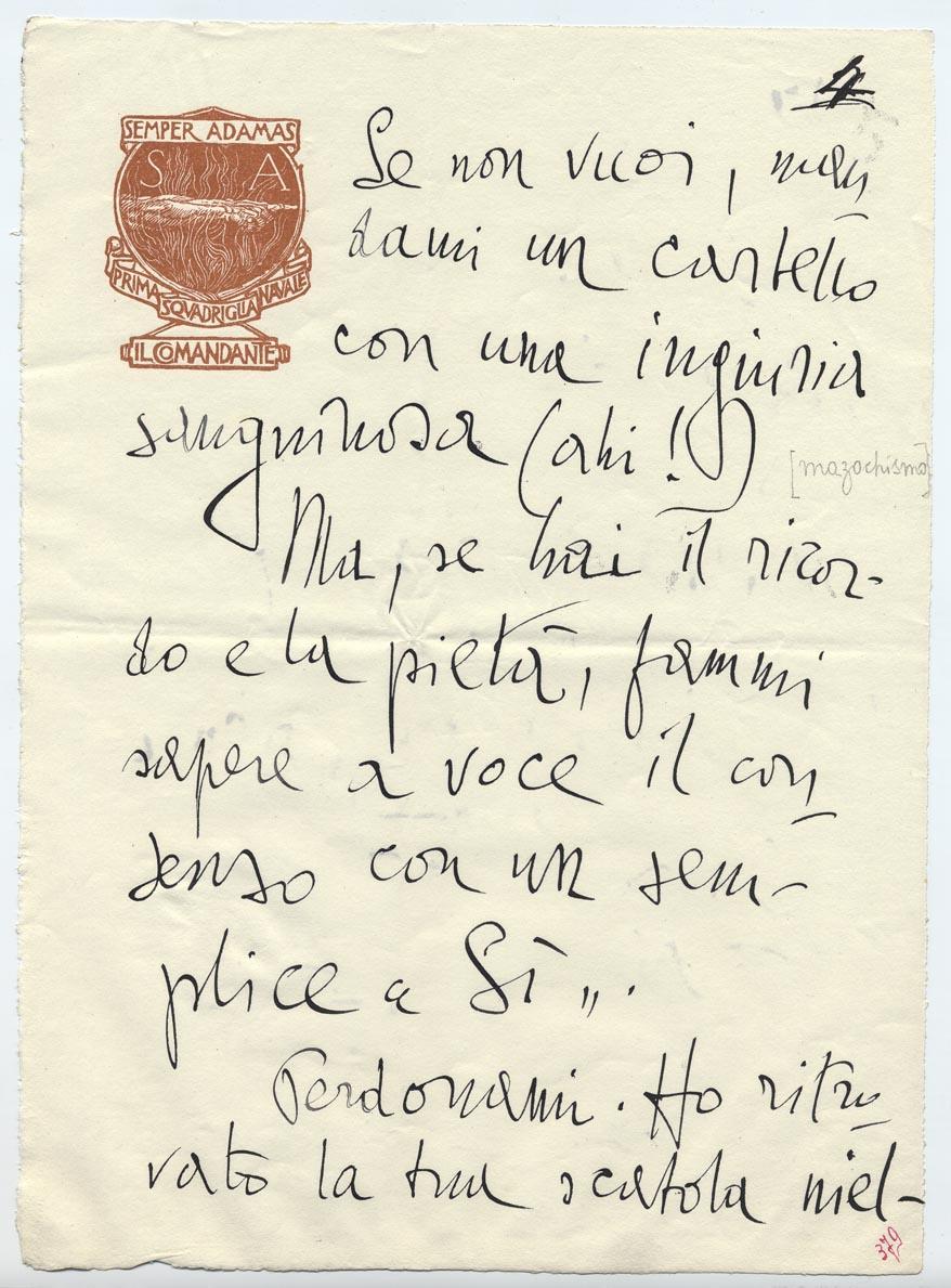 Lettres la derni re cl matite 1936 1938 hausbrandt - Col foglio rosa posso portare passeggeri ...