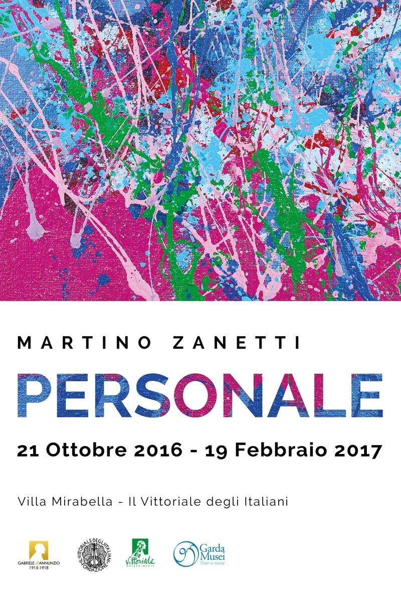 Martino Zanetti mostra personale