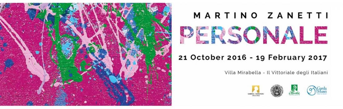 Martino Zanetti and his colours