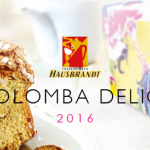 Colomba Delice Hausbrandt ricetta di Iginio Massari