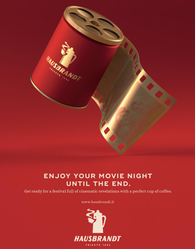 Hausbrandt Cinema Lounge Venice 76th Biennale Cinema 2019